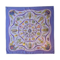 99caa59ac2ba Hermès Qu  Importe Le Flacon Silk Scarf