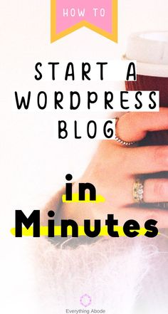 Let me tell you WHY taking control of your blog (using some of these proven strategies) can change your life. #startablog #blogging #wordpress