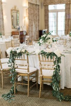 Venue: Duke Mansion - http://www.stylemepretty.com/portfolio/duke-mansion Event Design: Love