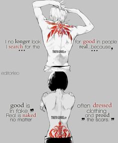 Tokyo Ghoul Re Anime Quotes