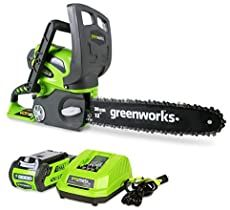 DEWALT Chainsaw 20V DCCS620P1 Review - Tool Nerds Battery Powered Chainsaw, Chainsaw Reviews, Cordless Chainsaw, Safety Switch, Steel Bar, Outdoor Power Equipment, Outdoor Gardens, Charger, Steel Chain