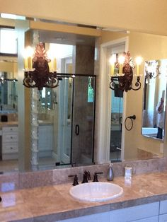#BathroomRemodel in #ThousandOaks & Agoura Hills | #BayouthConstructionServices