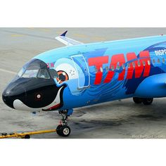 TAM Airlines A320 @alexbarbosa_spotting