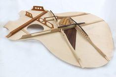 Acoustic Guitar Construction Combolin Bracing
