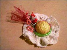 chapeau miniature