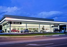 Lexus Showroom, Maroochydore