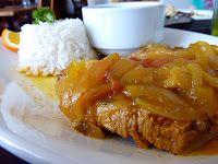 Platos Latinos, Blog de Recetas, Receta de Cocina Tipica, Comida Tipica, Postres Latinos: Sobrebarriga en Salsa - Receta Colombiana