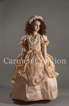 Renaissance+Dress+by+CarmenCreation+on+Etsy,+$275.00