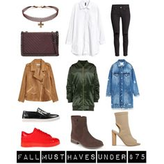 Fall is here and per the usual we are here to give you the must haves for the season. If you check out the items below, you'll see some sty...