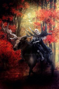Immagine di fan art, the hobbit, and thranduil