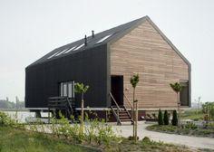 Modern Warehouse House, Holland By JagerJanssen Architects