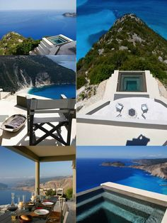 Villa @ Cephalonia, Greece (with the amazing view of Myrtos beach and Ionian Sea) !!!!! - I LOVE GREECE