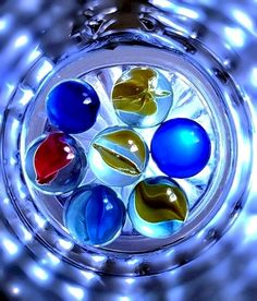 Marble Kaleidoscope