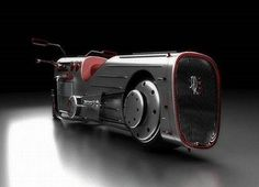 Best Motor Sport: Choper Concept Motorcycles Box Shape