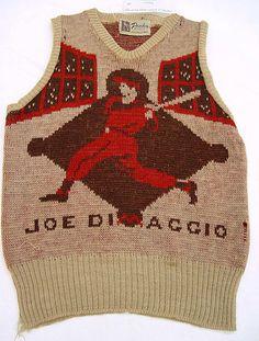 omgthatdress:  1940s sweater via The Costume Institute of the Metropolitan Museum of Art