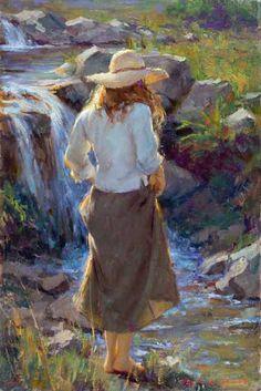 Bryce Cameron Liston - Crystal Falls