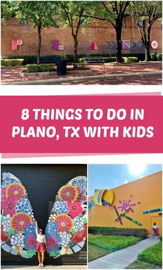 8, fun, family friendly things to do in Plano, Texas! - C.R.A.F.T. Places To Travel, Places To Go, Texas Crafts, Stuff To Do, Things To Do, Drip Art, Plano Texas, Mountain Bike Trails, Water Tower