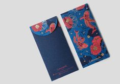 Crossroads Red Envelope on Behance Chinese New Year Design, Chinese New Year Card, Tea Packaging, Packaging Design, Branding Design, Envelope Design, Red Envelope, Box Design, Flyer Design
