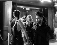 The Weeknd x Bella Hadid || 9.22.15