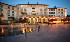 Montecasino, Johannesburg designed by Creative Kingdom Inc. Mauritius, Maldives, Hotels, Beach Holiday, South Africa, African, Mansions, Park, Architecture