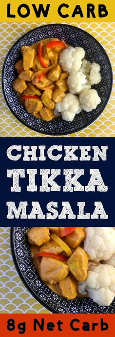 we re going to take a trip to india for this chicken tikka masala recipe it s a low carb take on this classic indian dish it s got net carb per serving