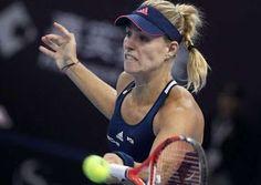 Blog Esportivo do Suíço: Líder do ranking, Kerber supera grega e estreia com vitória em Hong Kong
