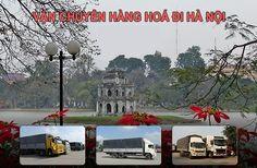 Nhận vận tải chuyển hàng hóa đi ra Hà Nội giá rẻ