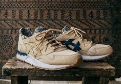 "#sneakers #news Commonwealth Celebrates Opening of New Philippines Store with ASICS GEL-Lyte V ""Kultura"""