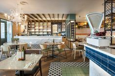 Latest entries: ASK Italian (Harrogate, UK), Surface Interiors