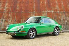 1972 Porsche 911E 2.4