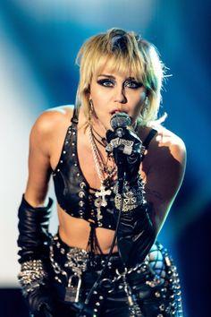 Miley Tattoos, Miley Cyrus Style, Leather Bra, Ryan Seacrest, Camila And Lauren, Jennifer Lopez, Girl Crushes, Female Models, Celebs