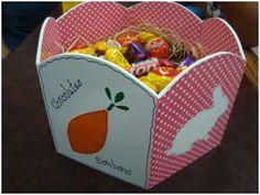 A decoração de caixa para Páscoa é uma forma de preparar um presente especial, ou para quem é artesã