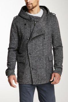 Sebastian Tweed Coat