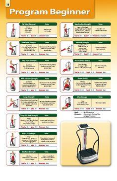 T-Zone vibration therapy machine exercises www.wobblez.co.uk #T-Zone #vibration…