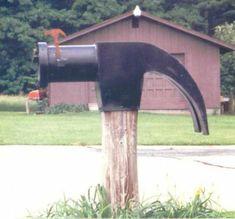 Handyman's Mailbox