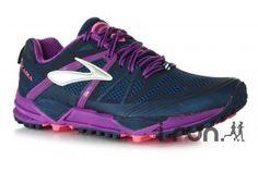 Brooks Cascadia 10 W pas cher - Chaussures running femme running Trail en promo