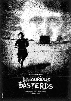 Inglourious Basterds (alternative cover) #dannorris
