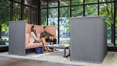 Create a space within a space with Lagunitas | Coalesse