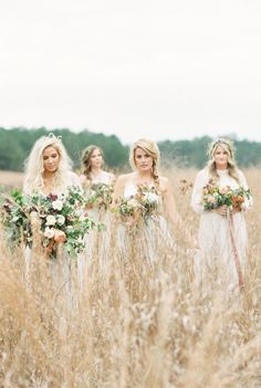 Thanksgiving Wedding Inspiration - Feast in the Field Wedding Ceremony Ideas, Wedding Pics, Wedding Trends, Wedding Bells, Dream Wedding, Boho Wedding, Perfect Wedding, Summer Wedding, Foxes Photography