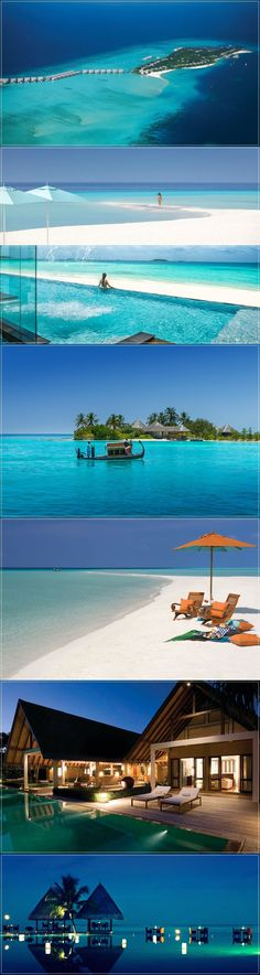 Four Seasons Resort Maldives at Landaa Giraavaru is nominated as one of the best luxury resort for vacation.