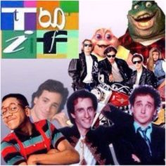 Ahhh...loved these 80s shows as a little kid...