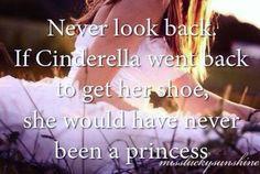 Cinderella - Never Look Back #pintowin #napoleonperdis #cinderella