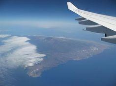 Vol vers l'Espagne