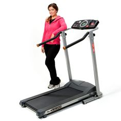 Electric Treadmill Fitness Walking Cardio Running Exercise Machine LCD Screen #Exerpeutic