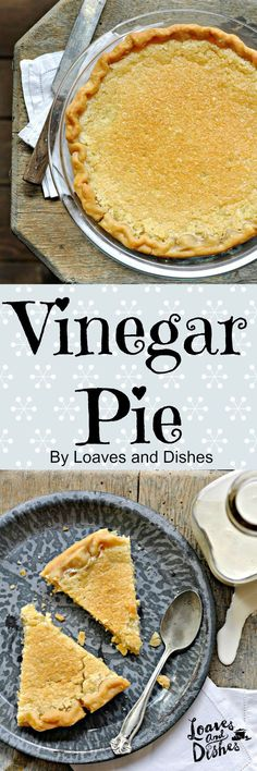 Wonderful Old Fashioned Colonial Day Pie that is relevant today - especially for Valentines Day - for that special someone you might want to send a message to. Who knows? Right?