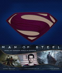 One thing is for sure this summer, Superman has returned in MAN OF STEEL and it has taken the world