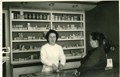 Farmacia en la Calle Laguna