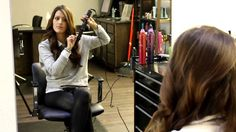 Perfect Loose Curl Wave Tutorial From Blogger Chic Street Style