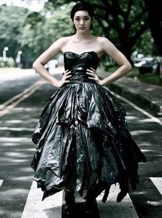 Las 13 Mejores Imágenes De Vestidos Ecologicos Vestidos