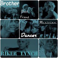 Brother, Best Friend, Dancer, Musician… Riker Lynch!
